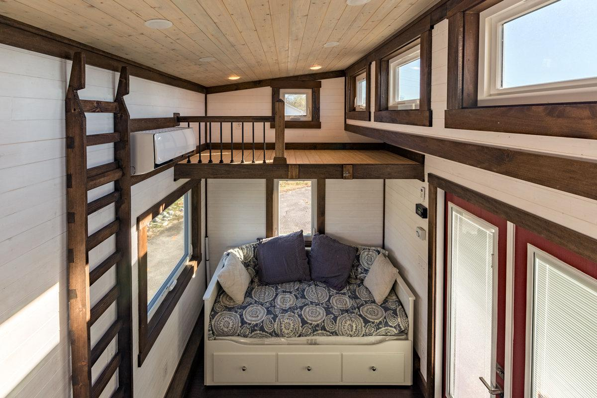 Full Build Services From An RVIA Tiny House Builder