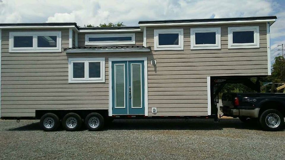 Full build services from an rvia tiny house builder tiny for The lookout tiny house