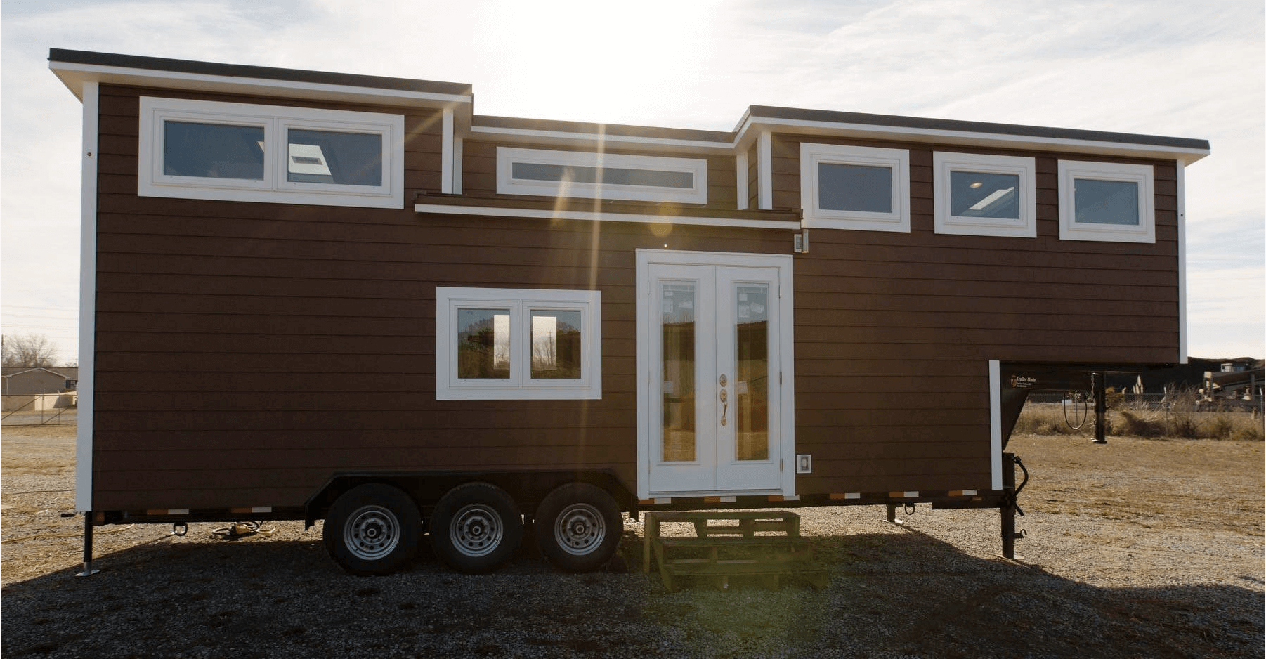 Volstrukt Steel Frame & Tiny House Trailer Kit