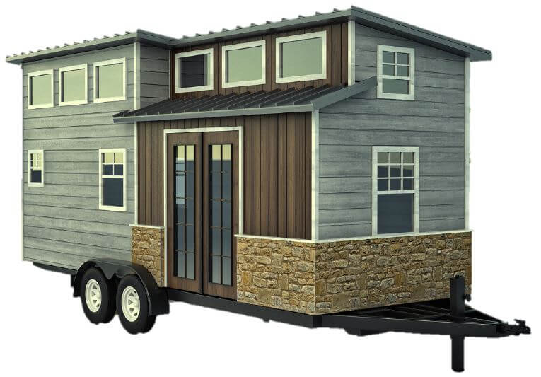 Steel Frame & Trailer Kits | Tiny House Chattanooga