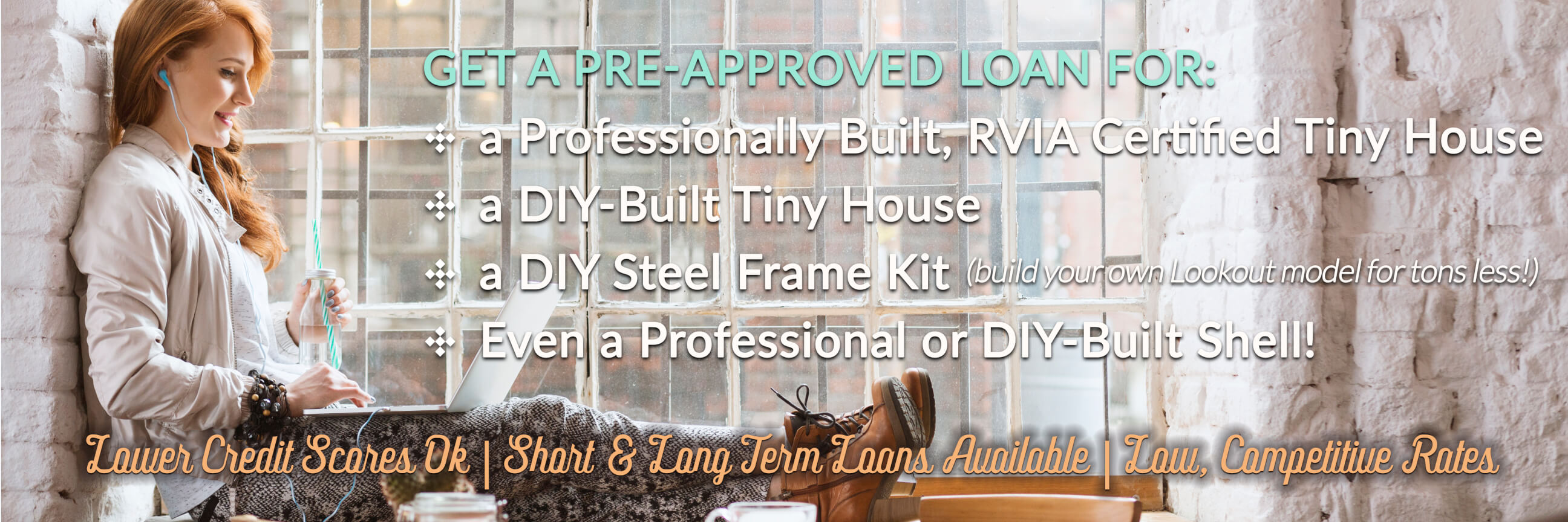 Chattanooga Tennessee RVIA Certified Custom Tiny House Builder ...
